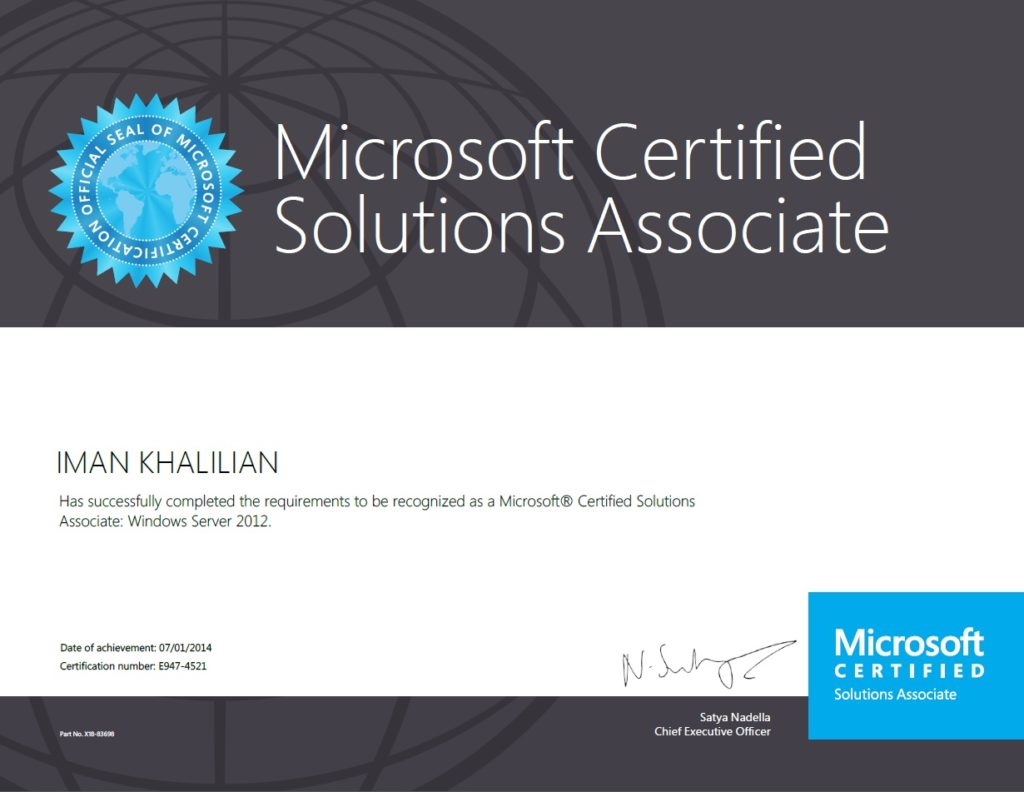 Microsoft-Certified-3