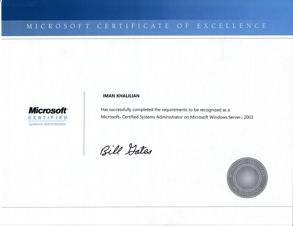 Microsoft-Certified-9
